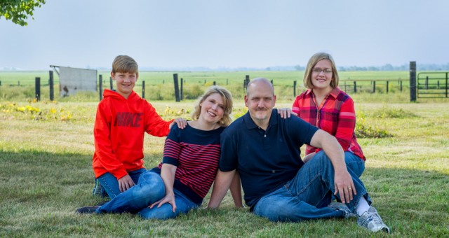 The Grismer Family | Nashville Family Photography in Frankfurt, IN